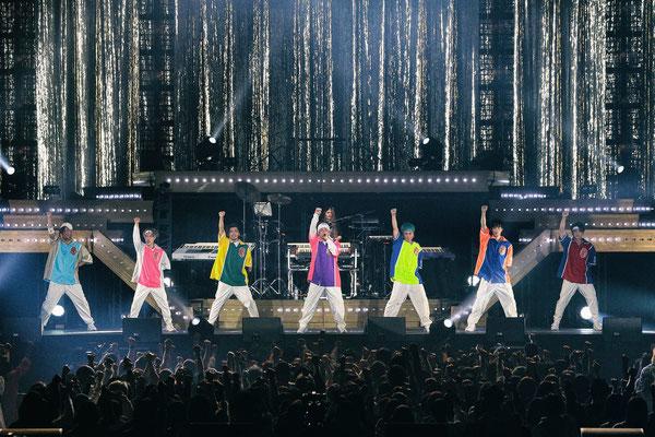 20200211 DA PUMP at Saitama Super Arena