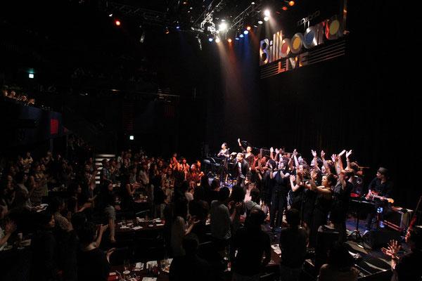 20120825 JAY'ED at Billboard Live Tokyo