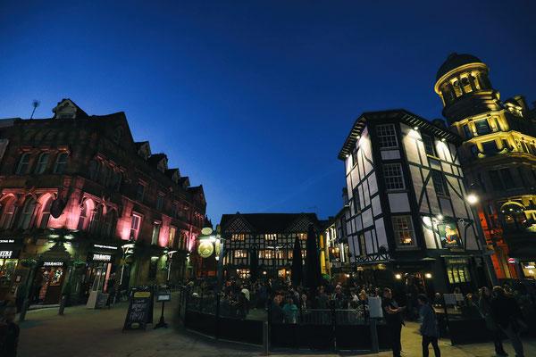 The Old Wellkington Inn/Sinclair's Oyster Bar, Manchester, England