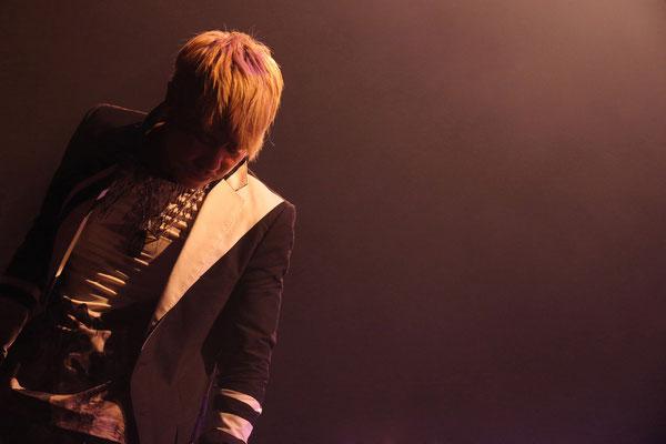 20121222 MIHIRO at EBISU The Garden Hall