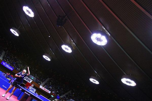 2010 Ai Fukuhara at Yoyogi 2nd Gymnasium