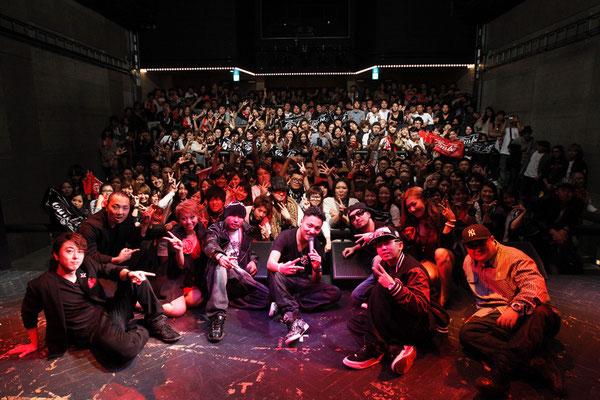 20111021 CIMBA at Shibuya WWW
