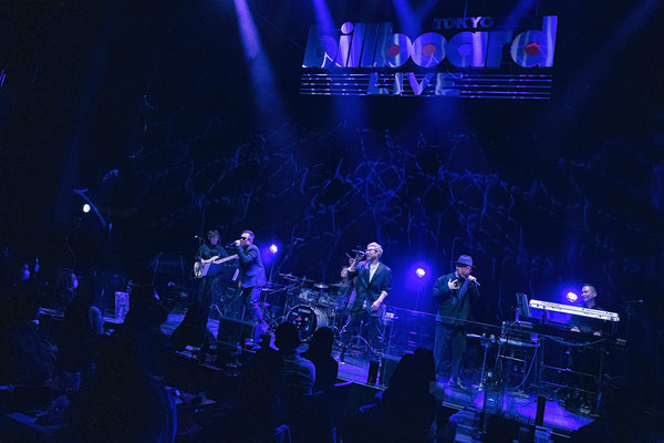 20210305 Full Of Harmony at Billboard Live Tokyo