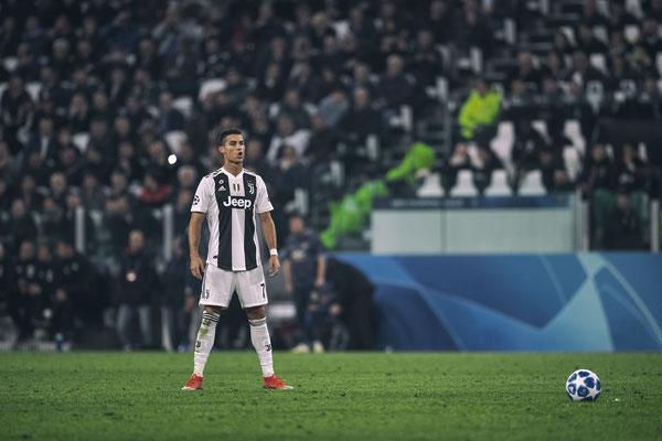 2018 Cristiano Ronaldo at Juventus Stadium