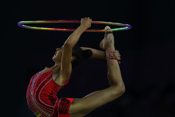 2017 Rhythmic Gymnastics at Nangang Exhibition Center