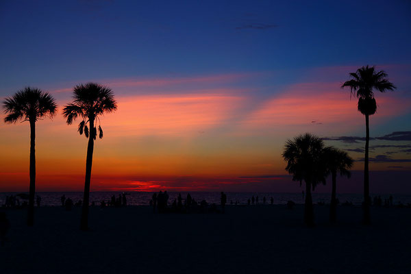Clearwater Beach, Tampa, USA