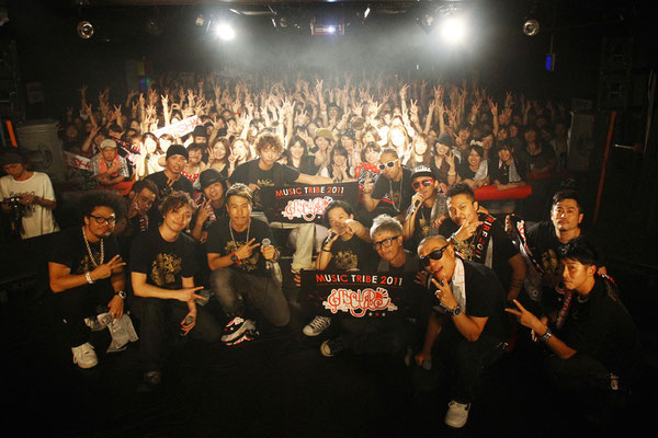 20110918 SUGAR SHACK at OKAYAMA CRAZYMAMA KINGDOM
