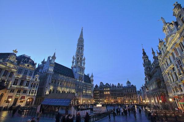 Grand Place, Brussel, Belgium