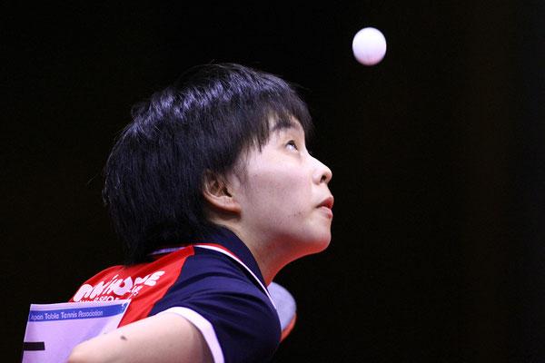 2010 Kasumi Ishikawa at Yoyogi 2nd Gymnasium