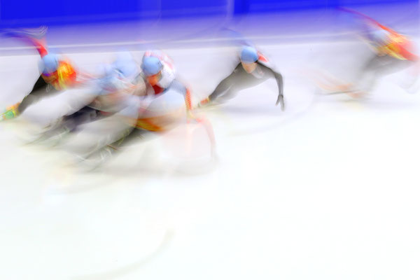 2017 Short Track Speed Skating at Makomanai Indoor Skating Rink