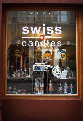 Swiss Candle Shop, Fasnachtsbilder 2016.