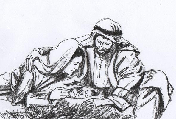 Zur Weihnachtsgeschichte, 2014