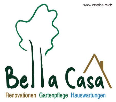 Bella Casa, Logo, 2012