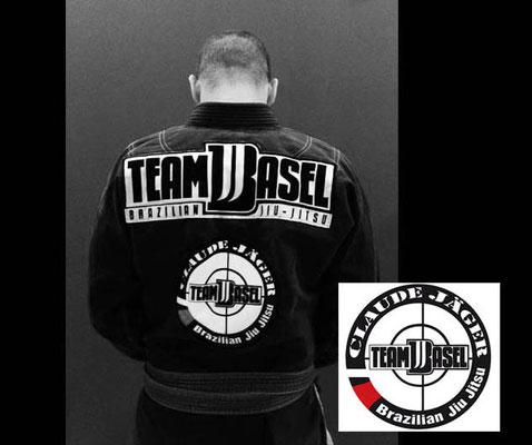 Basel Jiu Jitsu, Team Badge, 2014