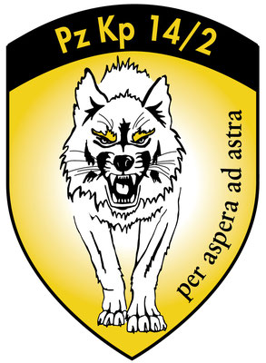 Pz Kp 14/2, Badge 2015