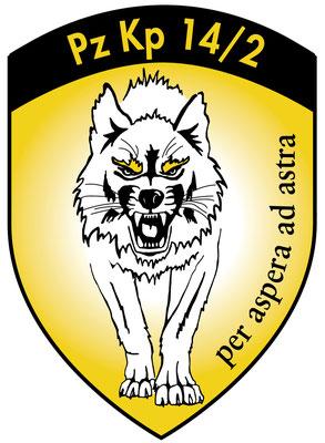 Pz Kp 14/2, Badge 2015