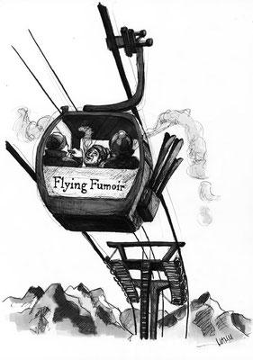 Fumoir III, Smoke Magazin, Oettinger Davidoff