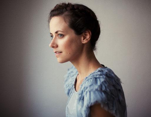 Fotograf Hannes Caspar - Schauspielerin Anja Knauer -© Hannes Caspar