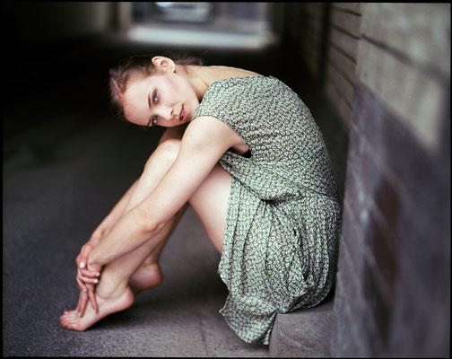 Fotograf Hannes Caspar - Schauspielerin Magdalena Steinlein - © Hannes Caspar