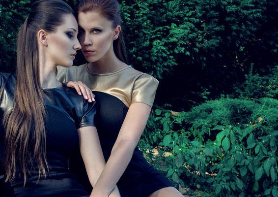 Fotograf Rico Zartner - Models Melina und Franzi - © Rico Zartner