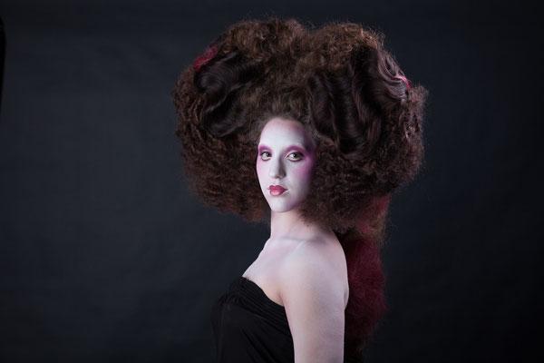 Fotograf Matthias Fluren - Model Lissa Tajou