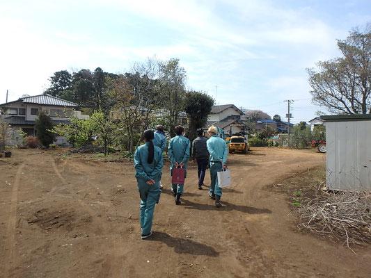 戸塚区の寿々喜園 植木の生産
