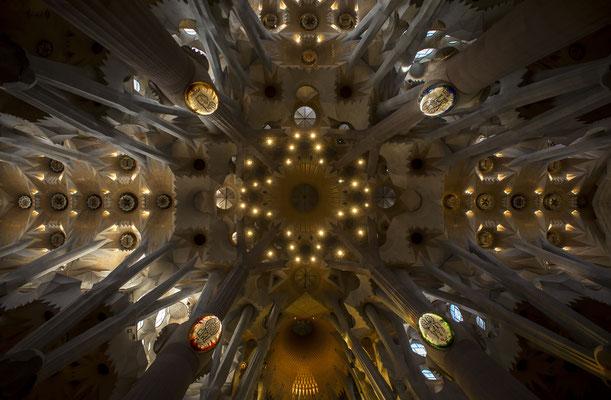 La Sagrada Familia, Barçelona