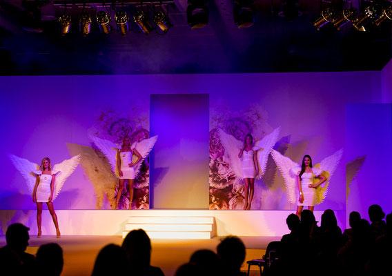 Hochtzeistmesse St. Gallen und die Models von Team Agentur
