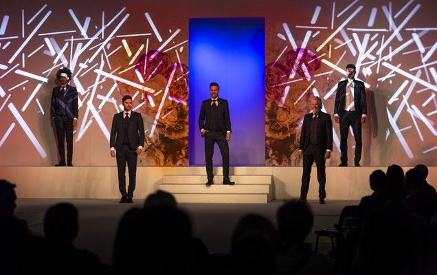 Hochzeitsmesse St. Gallen und die Models von Team Agentur