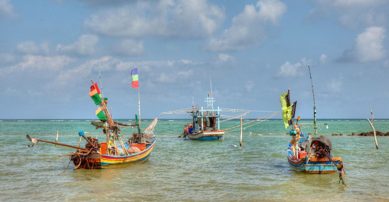 SEA GYPSY FLEET (Phuket, Thailand, January 2012)