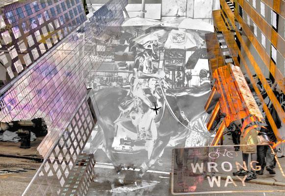 WRONG WAY (109 x 75, C-Print, Acryl CHF 180'800)