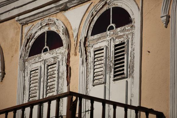 balcony in Puerto Rico