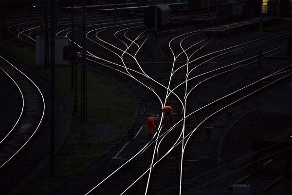 Lebensadern der Bahn