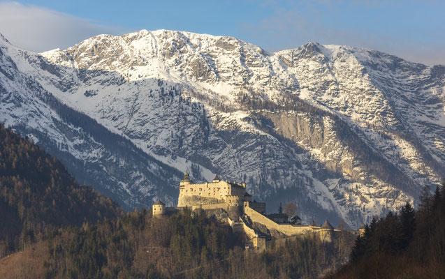 Burg Pfarrwerfen