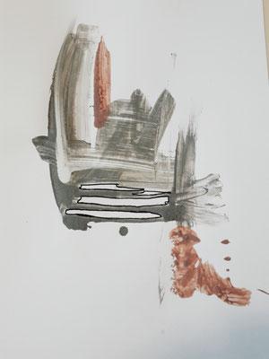 geraldine jannot peindre avec la terre