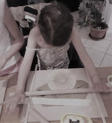 geraldine jannot / atelier animation / merci maitresse