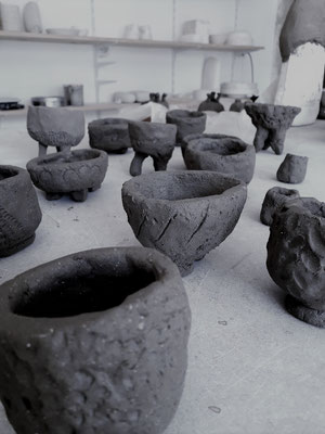 premiere poterie utilitaire design- atelier animation geraldine jannot