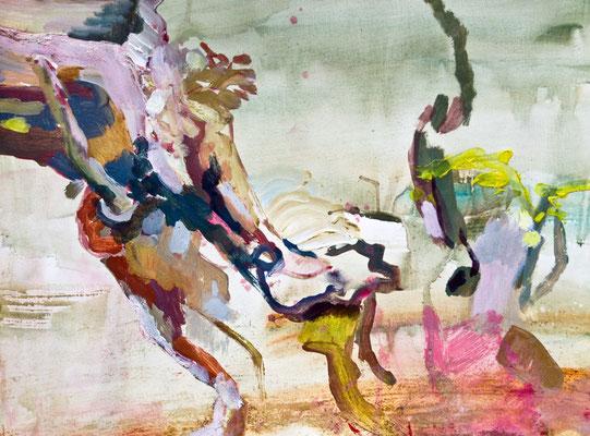 5    Acryl on paper   63 x 50 cm   2015
