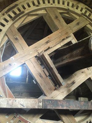 Vor der Arbeitstagung konnte u.a. die Mühle in Süderhastedt besichtigt werden.