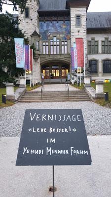 """Ausstellung """"Lebe besser! Auf der Suche nach dem idealen Leben"""" im Bernischen Historischen Museum - Foto: Marc Siegrist"""