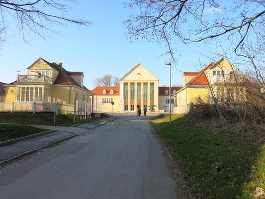 Gartenstadt Hellerau Festspielhaus