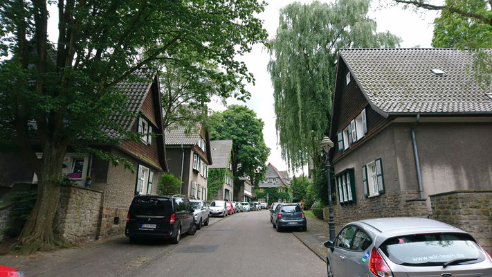 Margarethenhöhe in Essen