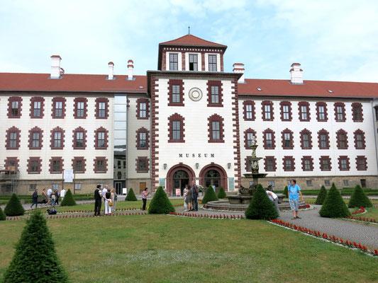 """Schloss Elisabethenburg: """"Sich Fügen heisst Lügen - Erich Mühsam in Meiningen - Meiningen und seine Anarchisten"""""""