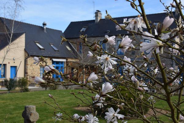 Auberge, chambres et restaurant près Saint Aubin du Cormier