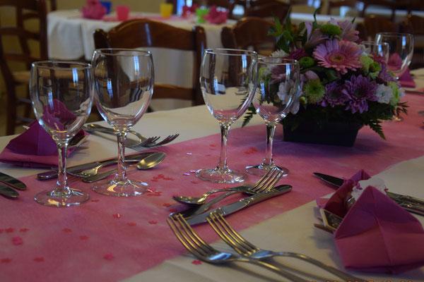 Restaurant repas de famille Fougères