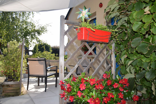 hôtel Saint Aubin du Cormier avec terrasse Privative Nançon