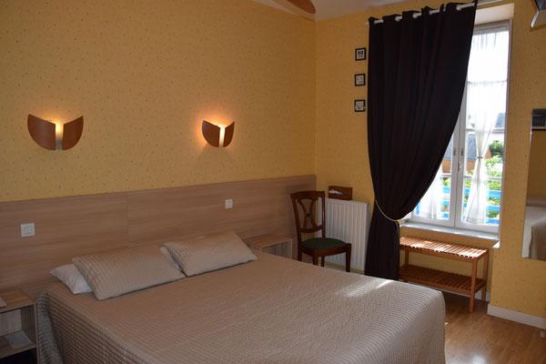 Chambre d'hôtel calme Vendel Fougères (35)