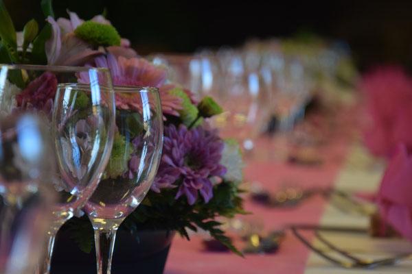 restaurant repas mariage Fougères