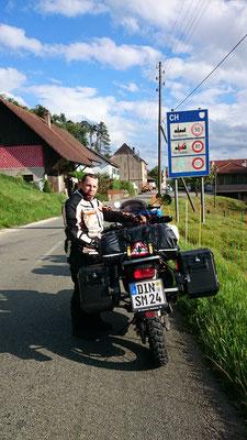 Juhuu! In der Schweiz war ich vorher noch nicht gewesen