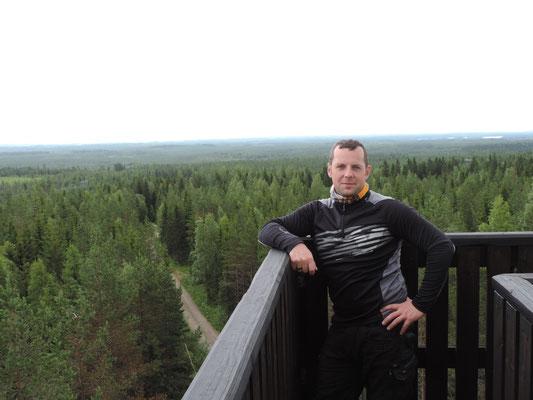 ...und noch mehr Wald :)